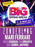 BIG SPRING BREAK 2019 - KANEGRA