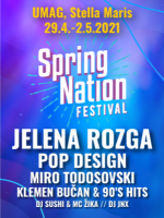 SPRING NATION FESTIVAL UMAG 2021